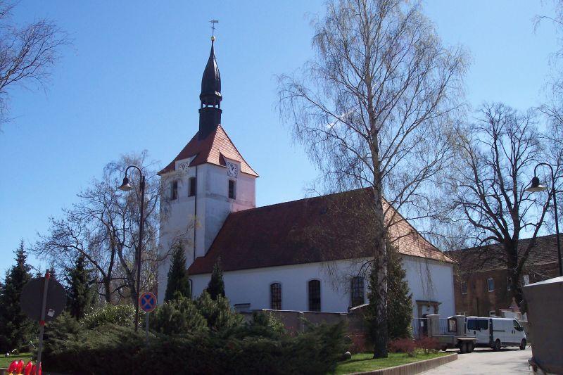 Kirche Köhra