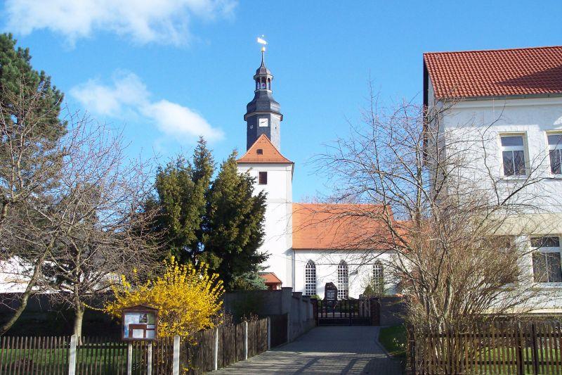 Bild Kirche Threna